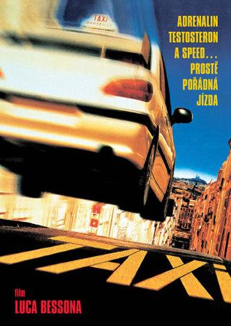 Taxi 1 - DVD
