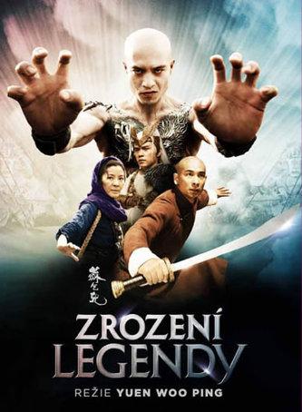 Zrození legendy - DVD