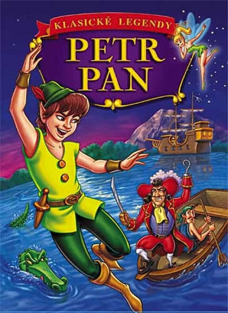 Petr Pan - DVD