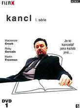 Kancl I.serie - část 1 - DVD
