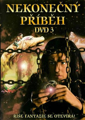 Nekonečný příběh - díl 3 - DVD - neuveden