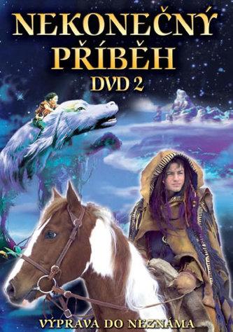 Nekonečný příběh - díl 2 - DVD