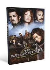 Tři mušketýři - DVD