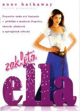 Zakletá Ella - DVD