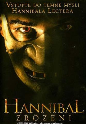 Hannibal: Zrození - DVD
