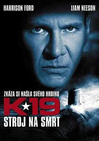 K-19 Stroj na smrt - DVD
