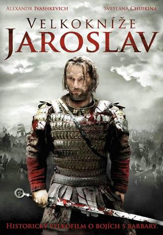 Velkokníže Jaroslav - DVD - neuveden