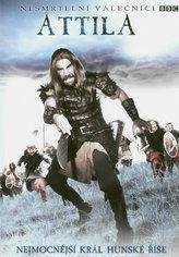 Nesmrtelní válečníci: Attila - DVD