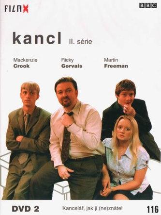 Kancl II.serie - část 2 - DVD