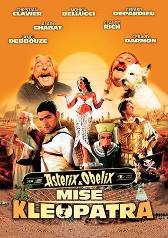 Asterix a Obelix:Mise Kleopatra - DVD - neuveden