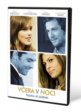 Včera v noci - DVD