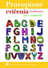 Pravopisné cvičenia pre 1. ročník ZŠ, 2.vydanie