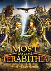 Most do země Terabithia - DVD