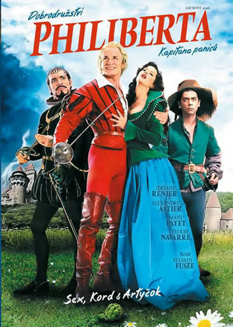 Dobrodružství Philiberta - DVD
