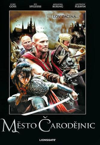 Město čarodějnic - DVD