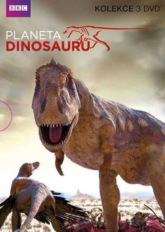 Planeta Dinosaurů - kolekce 3DVD