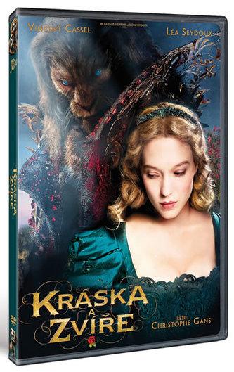 Kráska a Zvíře - DVD - neuveden