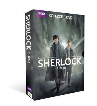 Sherlock - II.série - kolekce 3DVD