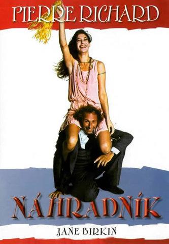 Náhradník - DVD