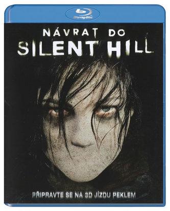 Návrat do Silent Hill 3D - Bluray