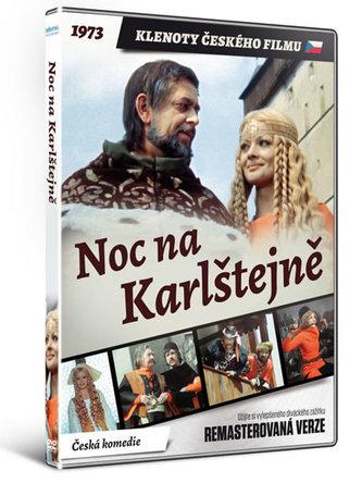 Noc na Karlštejně - DVD - neuveden
