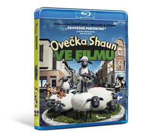 Ovečka Shaun ve filmu - Bluray