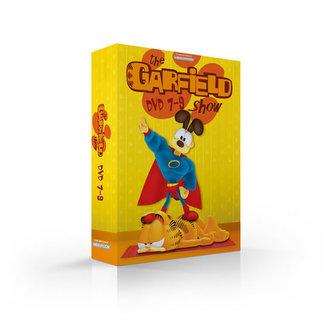 Garfield - kolekce 7 - 9 (3DVD)