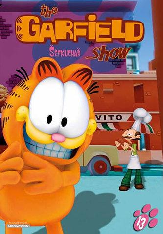 Garfield 13 - DVD - neuveden