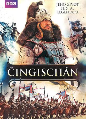 Čingischán - DVD