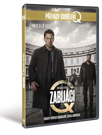 Zabijáci (Případy oddělení Q) - DVD - neuveden