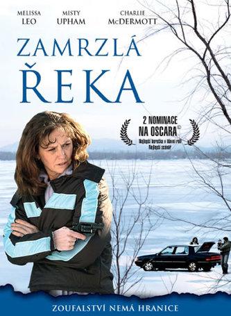 Zamrzlá řeka - DVD