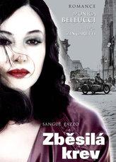 Zběsilá krev - DVD