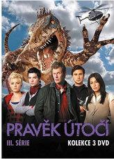 Pravěk útočí - III.série - kolekce 3DVD