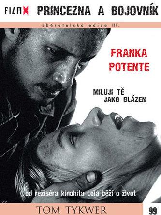 Princezna a bojovník - DVD