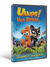 Uuups! Noe zdrhnul… - DVD