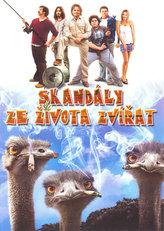 Skandály ze života zvířat - DVD