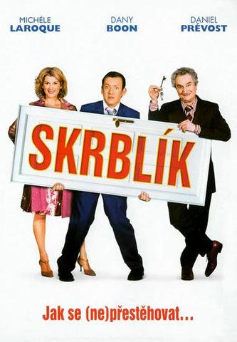 Skrblík - DVD
