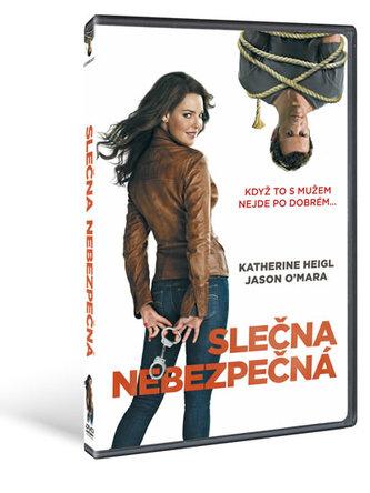 Slečna nebezpečná - DVD
