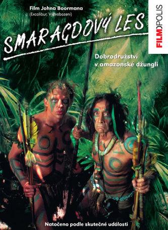 Smaragdový les - DVD