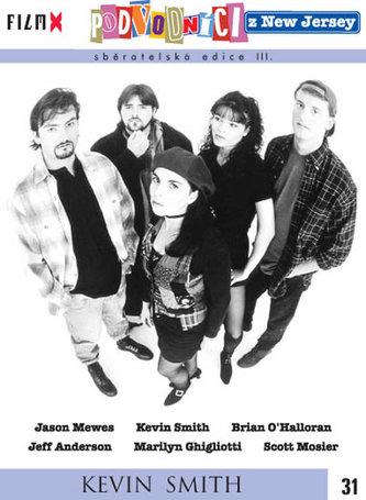 Podvodníci z New Jersey - DVD