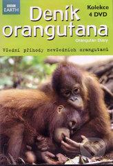 Deník orangutana - kolekce 4DVD
