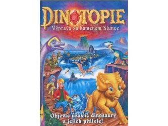 Dinotopie - Výprava za kamenem Slunce - DVD