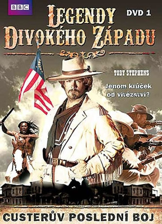 Legendy divokého západu 1: Custerův poslední boj - DVD