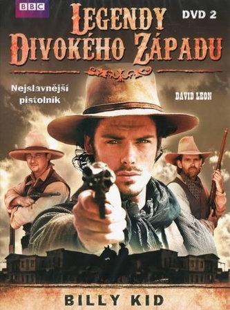 Legendy divokého západu 2: Billy Kid - DVD