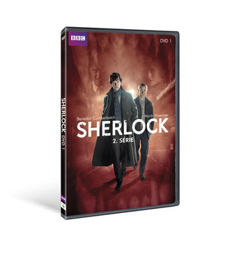 Sherlock - II.série, díl 1: Skandál v Belgii - DVD
