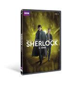 Sherlock - II.série, díl 3: Reichebešský pád - DVD