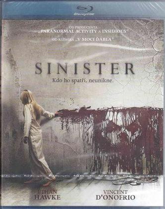 Sinister - Bluray