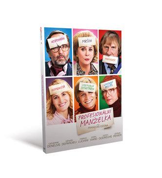 Profesionální manželka - DVD