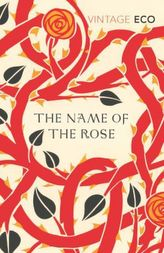 The Name Of The Rose. Der Name der Rose, englische Ausgabe