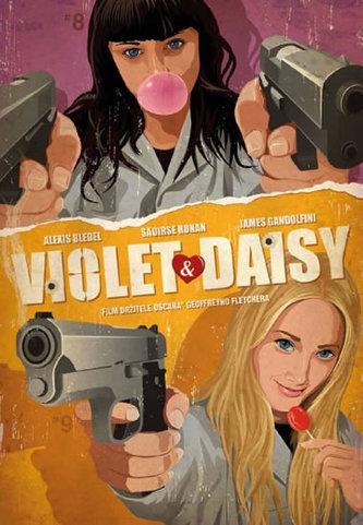 Violet a Daisy - DVD